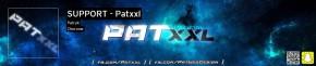 Patxxl official SoundCloud profil